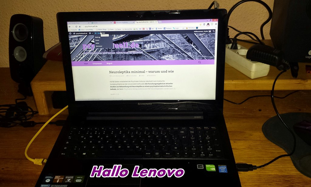 Hallo Lenovo, on Flickr
