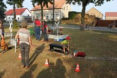 Modelleisenbahn: Gartenbahn