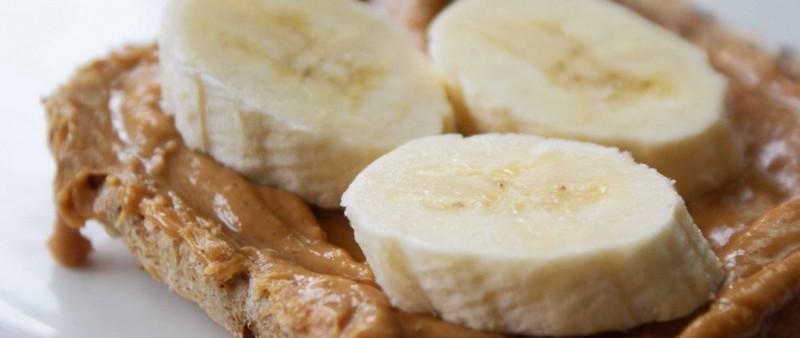 Arašídové máslo, ideální stravou pro běžce?