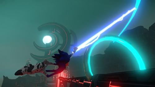 Sonic Boom: Rise of Lyric Launch Screens