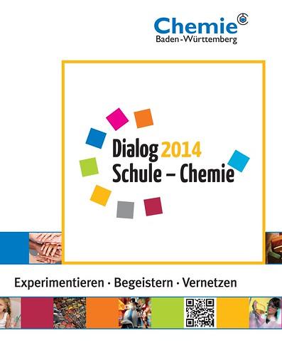 Auszeichnung Dialog Schule - Chemie 2014