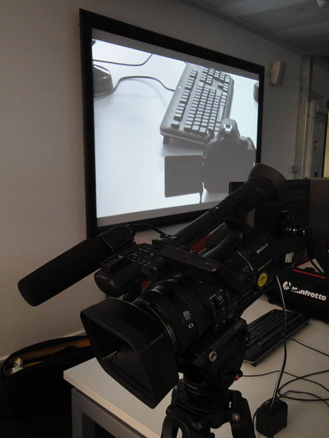 Live Demo of DSLR Video Settings