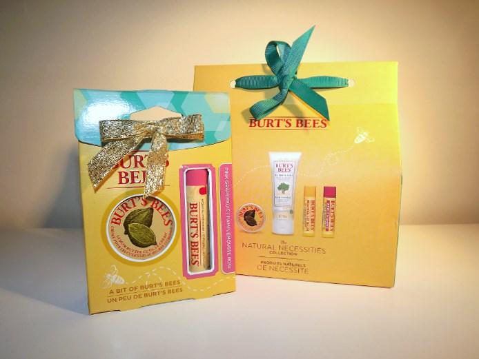 Burts Bees Christmas Sets 2014