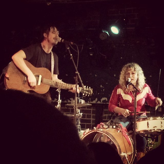 Shovels and Rope at the Bluebird