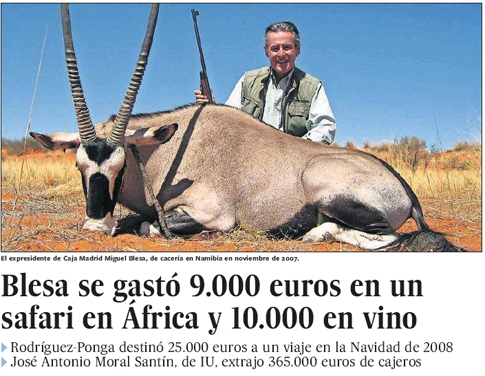14j09 EPaís Blesa Caja Madrid gastos tarjetas negras