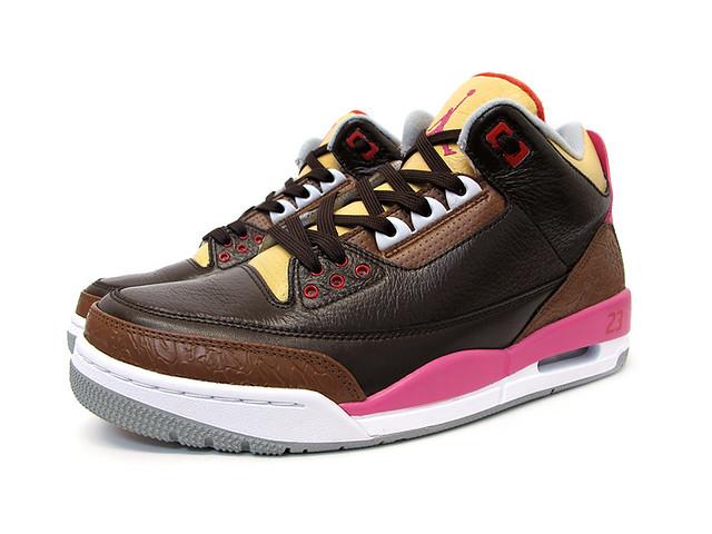 Designer Air Jordan III