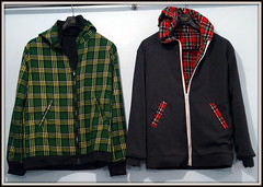 pattern, textile, polar fleece, clothing, sleeve, outerwear, jacket, hood, design, tartan, woolen, zipper, plaid,