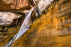 Lower Calf Creek Falls (10-7-14)