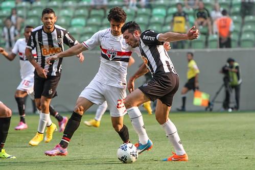 Atlético x São Paulo 12.10.2014