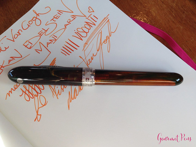 Pen Pals: For The Love of Pens! (And Cheesecake)