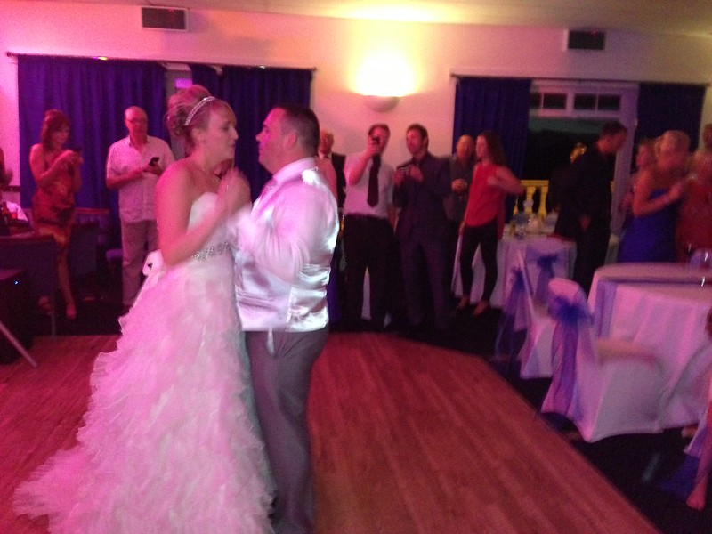 First dance and feedback