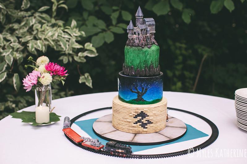 The ULTIMATE Harry Potter weddings roundup as seen on @offbeatbride #harrypotter #wedding