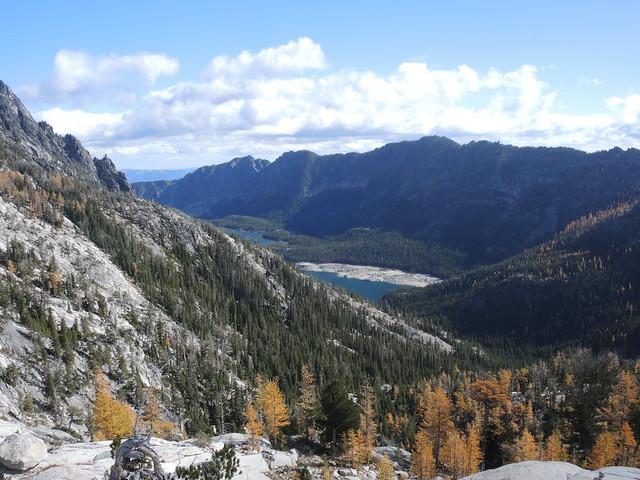Snow Lakes 034