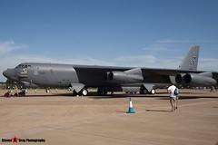 60-0011 - 464376 - USAF - Boeing B-52H Stratofortress - Fairford RIAT 2006 - Steven Gray - CRW_1916