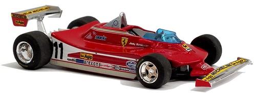 Brumm Ferrari 312 T4 GP Italia 1979