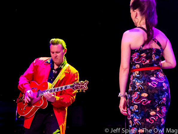 Imelda May @ The Fillmore, SF 10/9/14