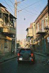 Géorgie 2014, Abo Tbileli St, Tbilisi