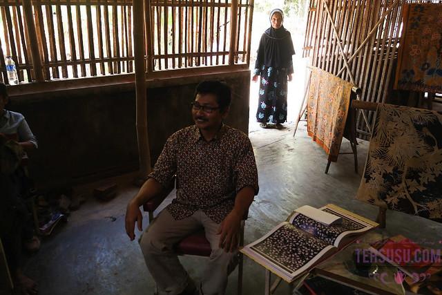 Pak Sapuan, The Artisan