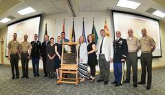Presidio dedicates new building to Medal of Honor recipient