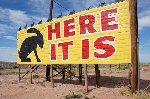 Jack Rabbit Trading Post - Route 66, Joseph City, Arizona