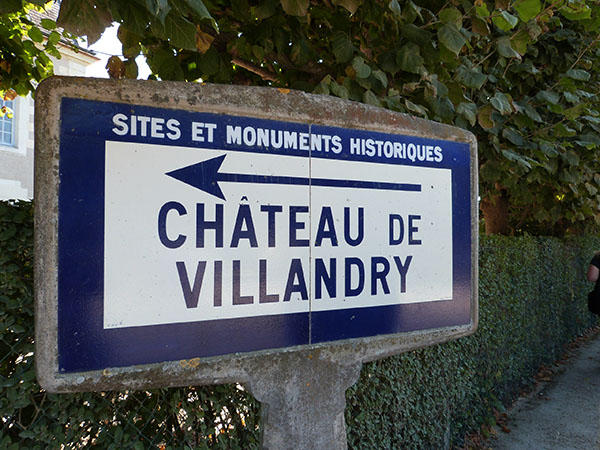 site de villandry