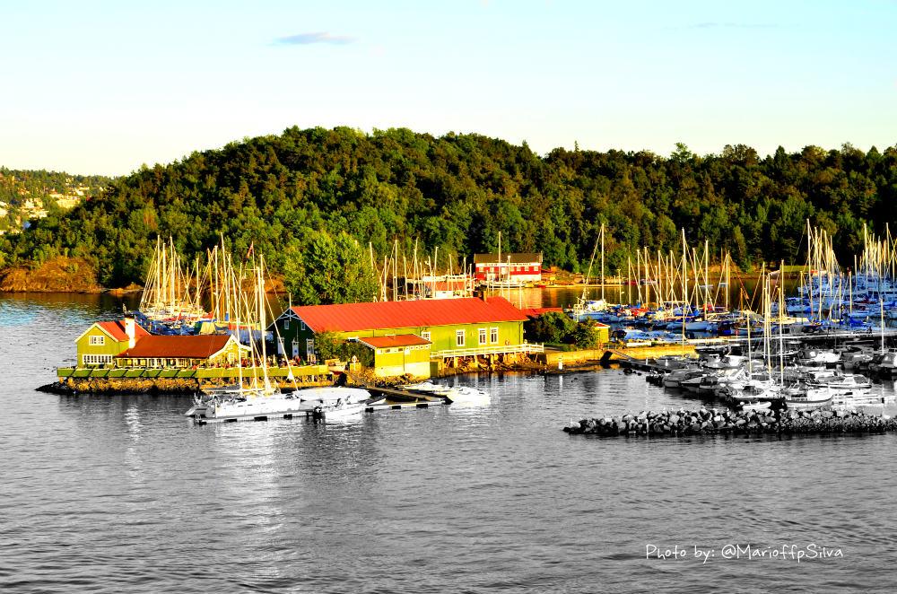 Viaje en Ferry de Oslo a Frederikshavn XII
