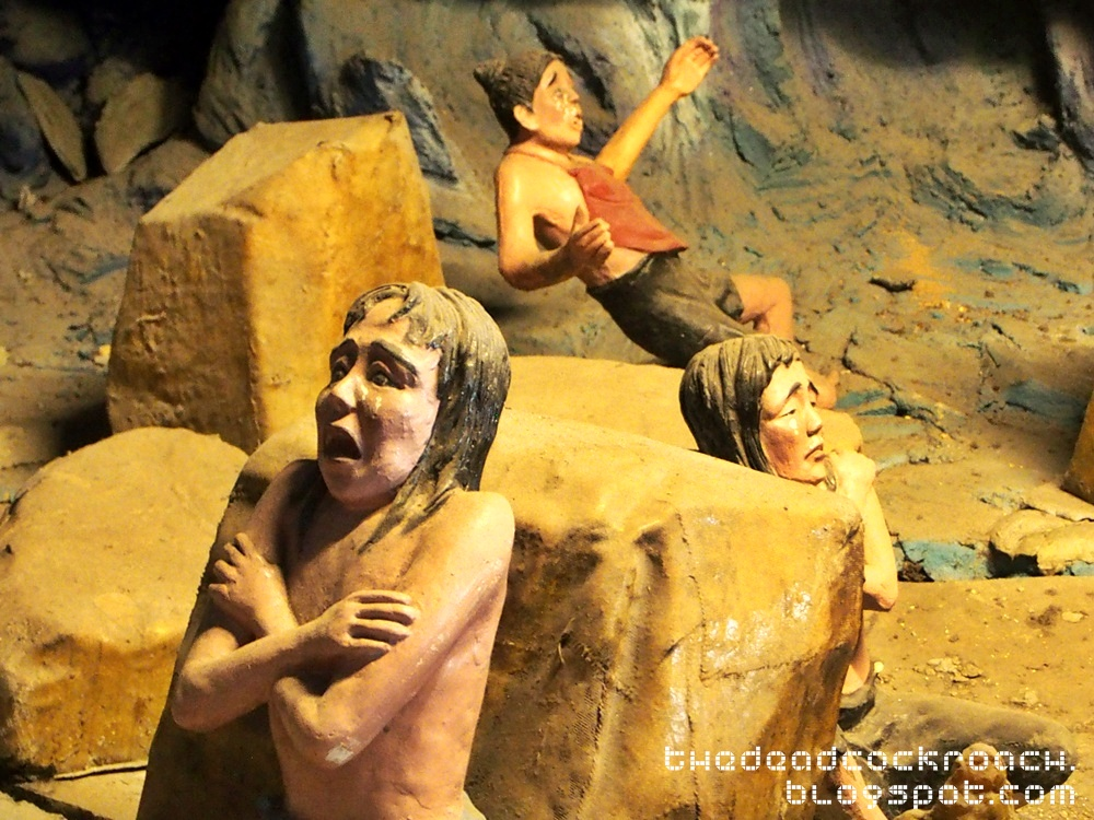 aw boon haw, aw boon par, chinese values, folklore, haw par villa, mythology, sculptures, statues, ten courts of hell, tiger balm, tiger balm garden, 虎豹别墅, singapore, where to go in singapore, second court of hell,yama,king chujiang