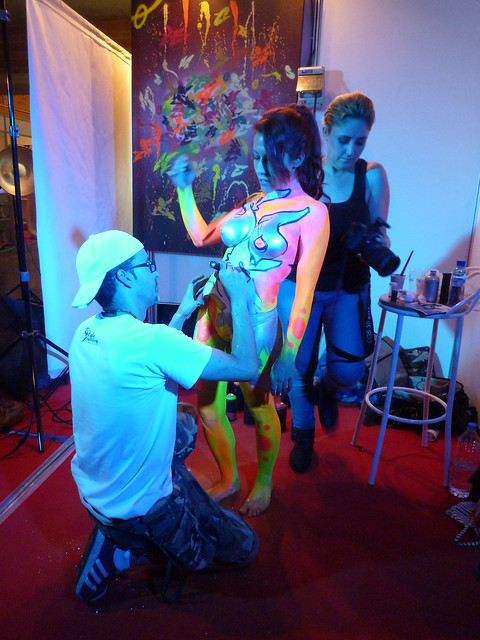 Graffiti Body Paint de SOEM