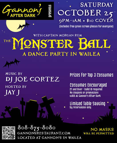 Gannon's Monster Ball
