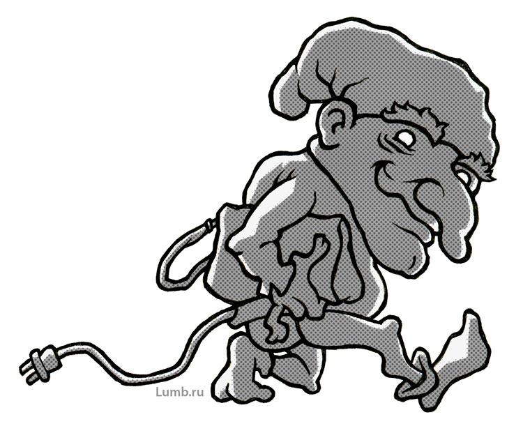Гномик-обличитель (Н.О.М.)