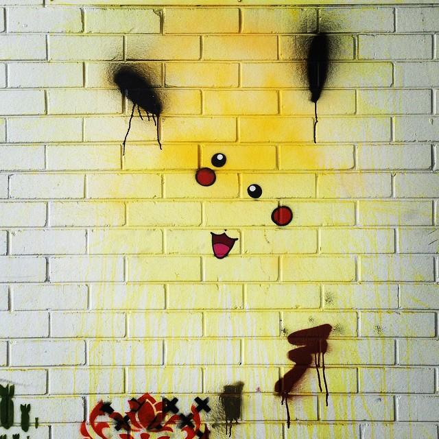 When Pikachu's explode!