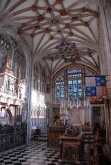 Warwickshire, WARWICK, Collegiate Church of St Mary #002