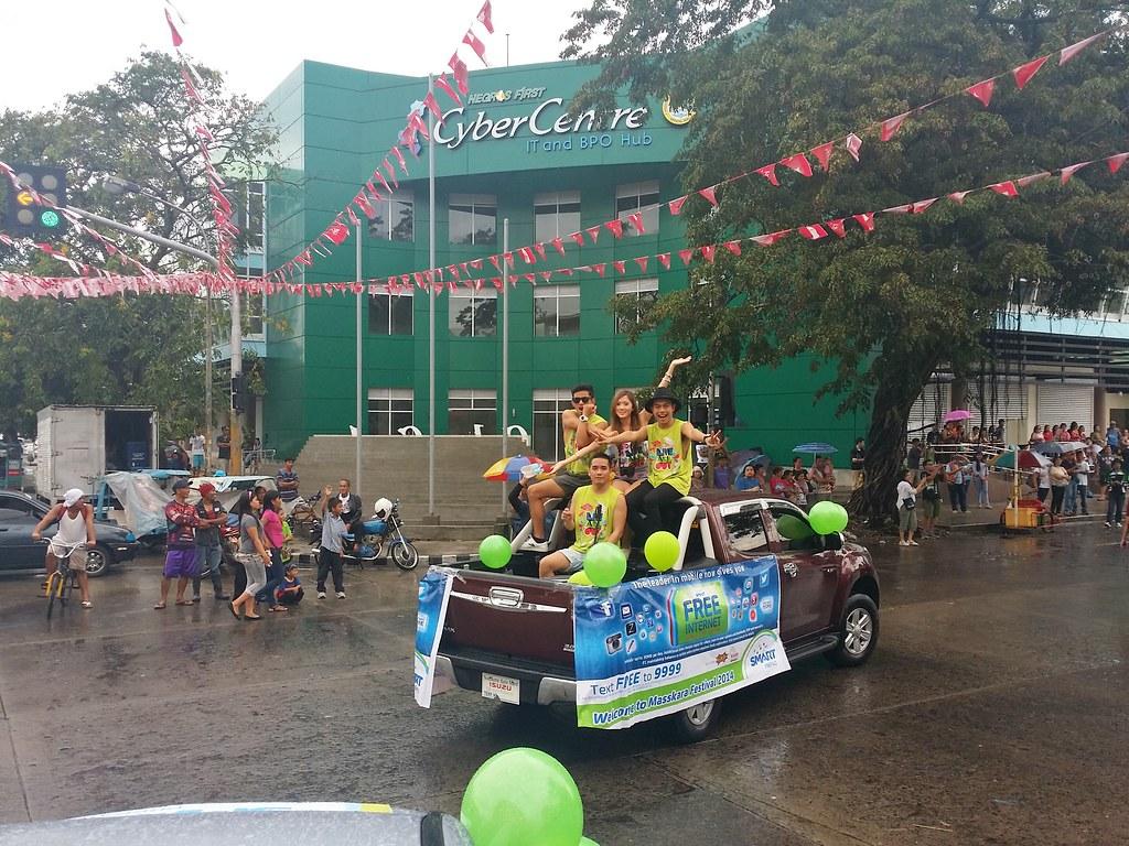Smart-masskara-festival