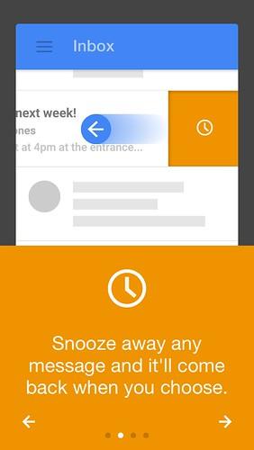 google inbox iOS