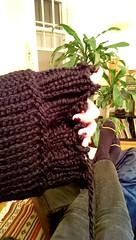 cast-off fail #knitting