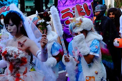 Kawasaki Halloween parade 2014 04