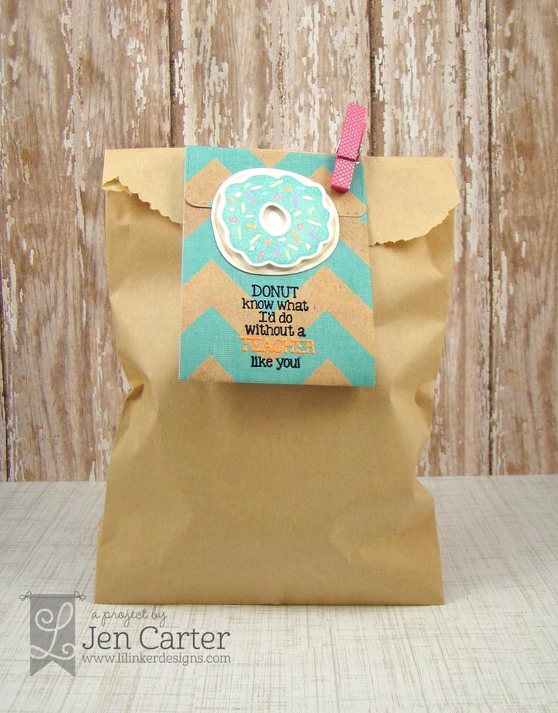 Jen Carter Donut Bag 1.1 wm