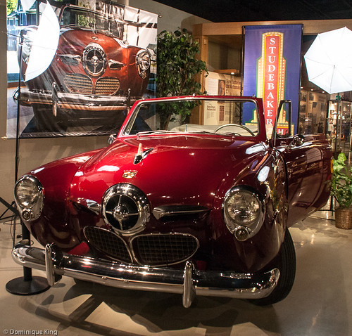 Studebaker National Museum, South Bend, Indiana