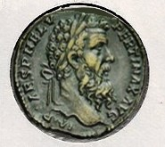 Coin of Pertinax
