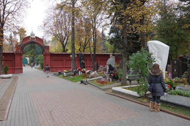 164 - Cementerio Novodevichy