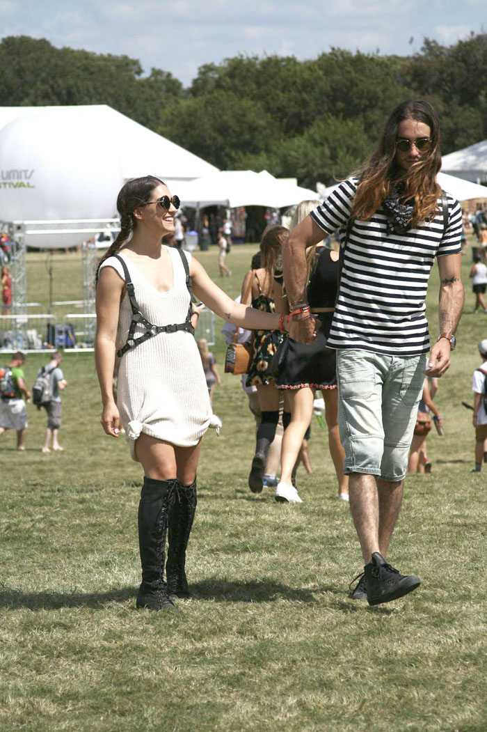 Fringe of the Cro | New style inspirations for men and women at festivals