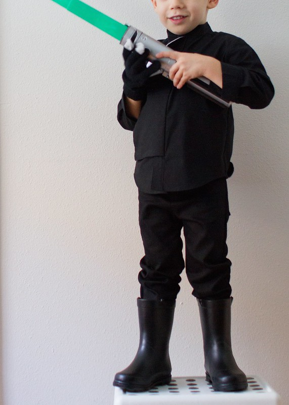 jedi luke skywalker costume