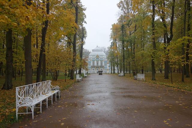 532 - Tsarskoye Selo (Palacio de Catalina - Pushkin)