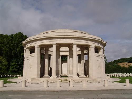 24 The Ploegsteert Memorial to the Missing
