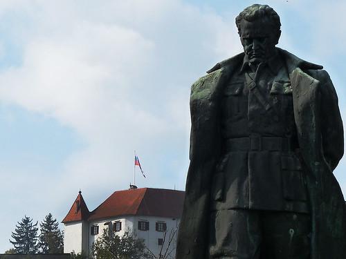 Velenje / Titovo Velenje aneb Hornický socialistický skanzen ve Slovinsku