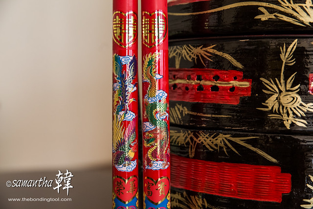 Traditional Chinese Betrothal Gifts