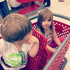Cart full of trouble