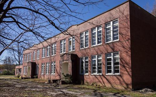 Tuxedo School building - 2