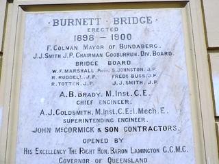 Burnett Bridge Bundaberg