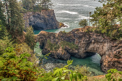 Natural Sea Bridge